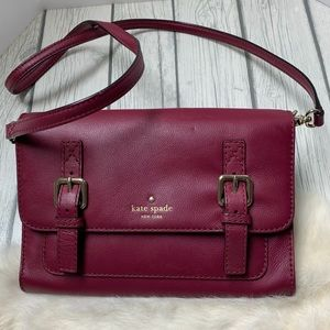 Kate Spade Allen Street Neil Leather Croosbody